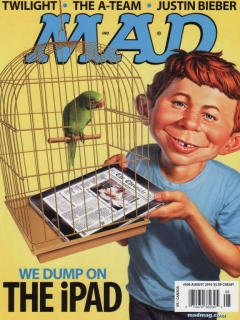 Go to MAD Magazine #504 • USA • 1st Edition - New York