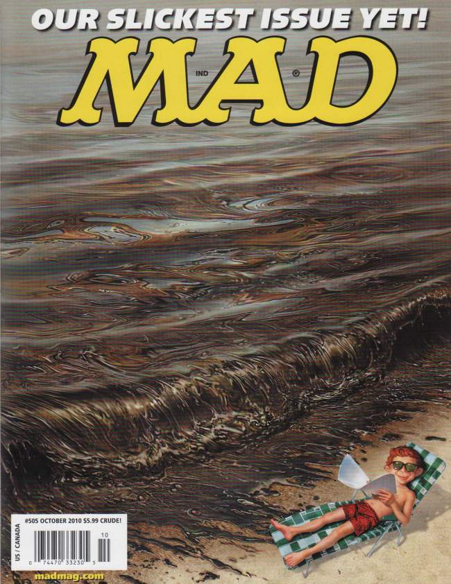 MAD Magazine #505 • USA • 1st Edition - New York