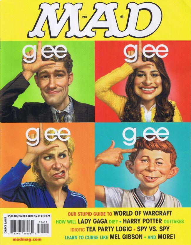 MAD Magazine #506 • USA • 1st Edition - New York