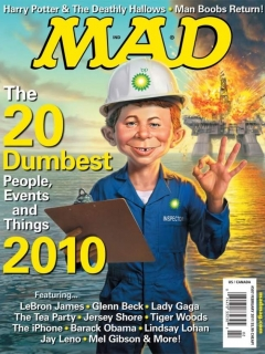 Go to MAD Magazine #507 • USA • 1st Edition - New York