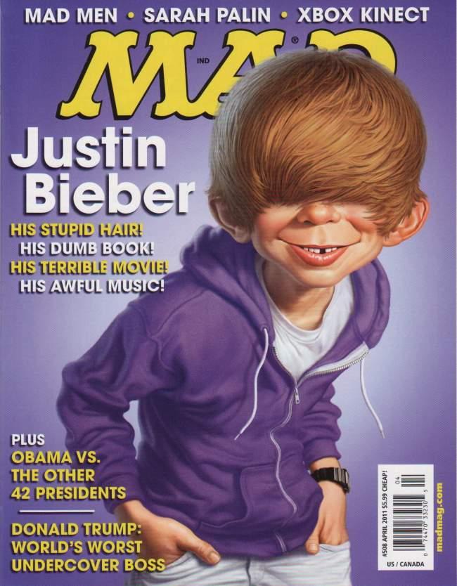 MAD Magazine #508 • USA • 1st Edition - New York