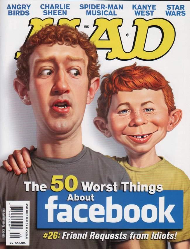 MAD Magazine #509 • USA • 1st Edition - New York