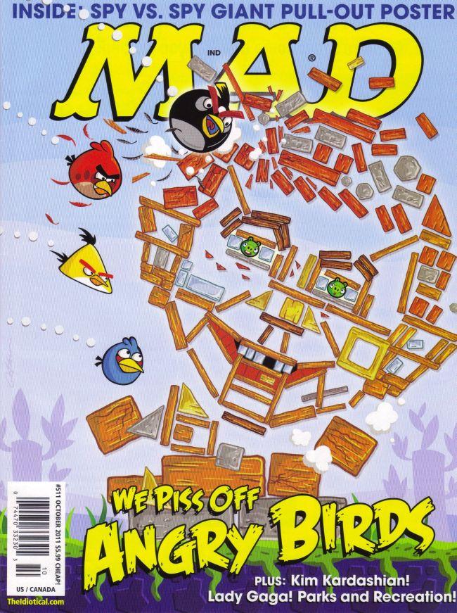 MAD Magazine #511 • USA • 1st Edition - New York