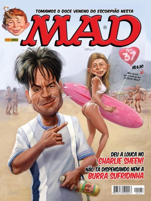 MAD Magazine #37 • Brasil • 4th Edition - Panini