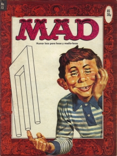 MAD Magazine #13 • Spanish Export