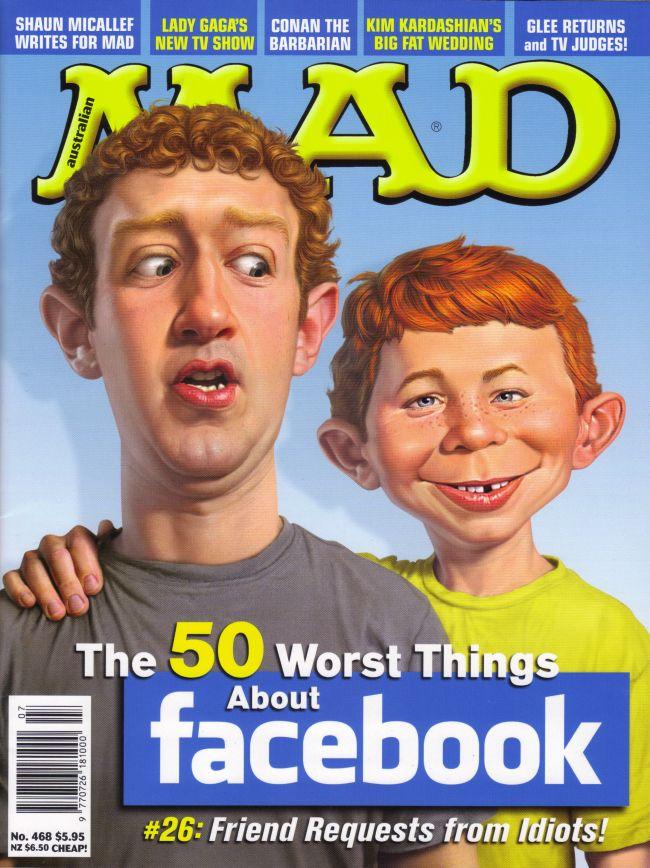 MAD Magazine #468 • Australia