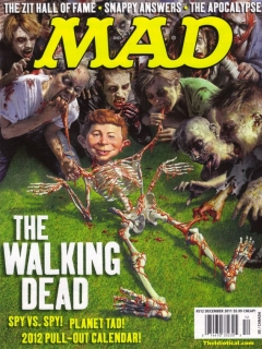 Go to MAD Magazine #512 • USA • 1st Edition - New York