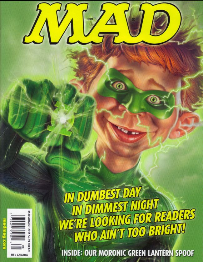 MAD Magazine #510 • USA • 1st Edition - New York