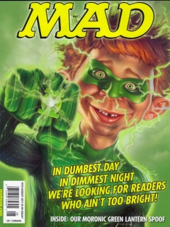 Go to MAD Magazine #510 • USA • 1st Edition - New York