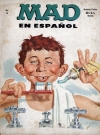 Spanish Language Export MAD Magazine #14
