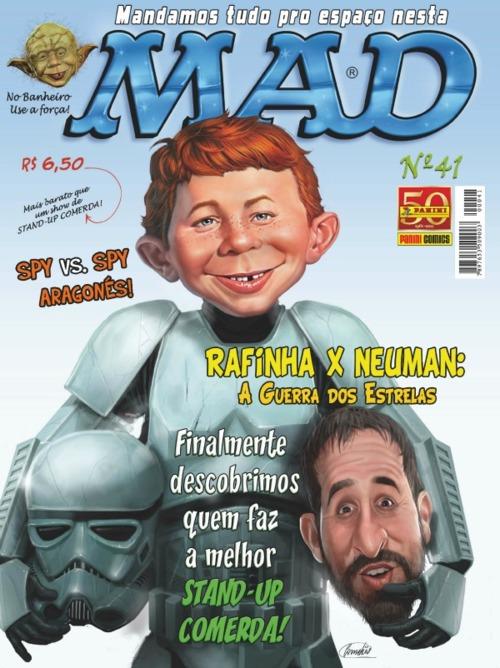 MAD Magazine #41 • Brasil • 4th Edition - Panini