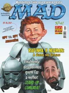 Go to MAD Magazine #41 • Brasil • 4th Edition - Panini