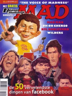 Go to MAD Magazine #2 • Netherlands • 2nd Edition - Don Lawrence Collection