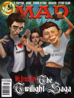 Go to MAD Magazine #469 • Australia