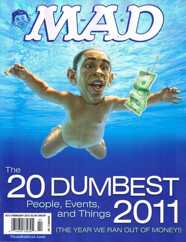 MAD Magazine #513 • USA • 1st Edition - New York