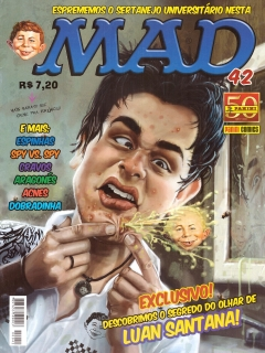 Go to MAD Magazine #42 • Brasil • 4th Edition - Panini