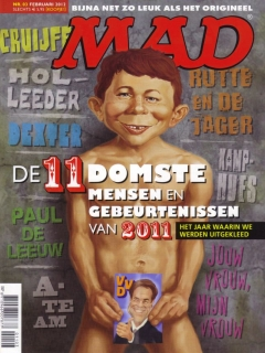 Go to MAD Magazine #3 • Netherlands • 2nd Edition - Don Lawrence Collection