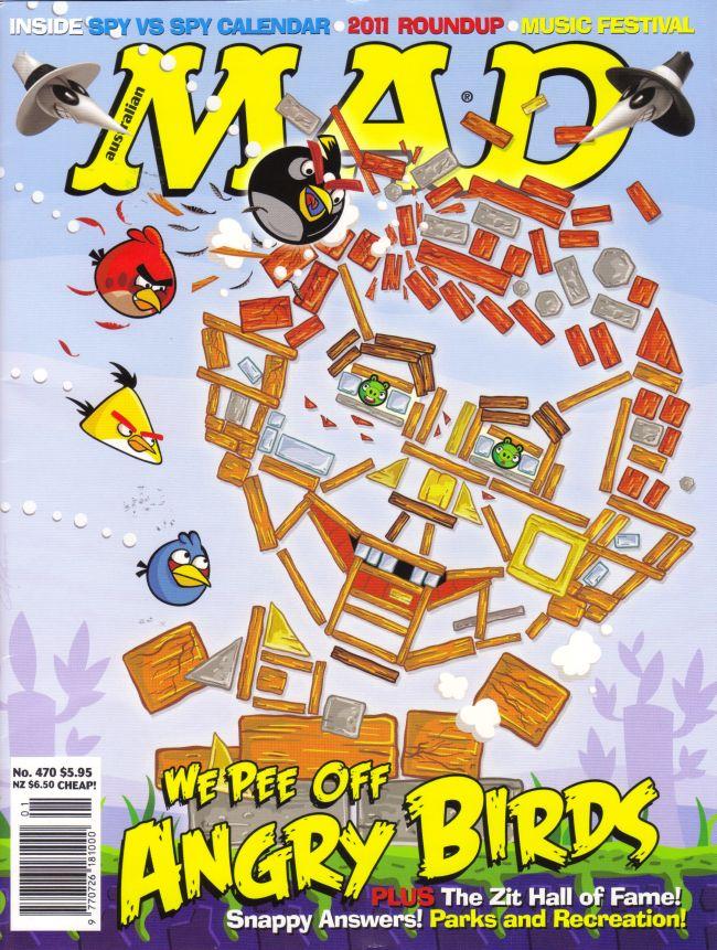 MAD Magazine #470 • Australia