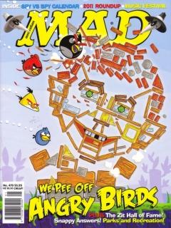 Go to MAD Magazine #470 • Australia