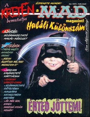 Kretén Magazine #9 • Hungary • 1st Edition - Kreten