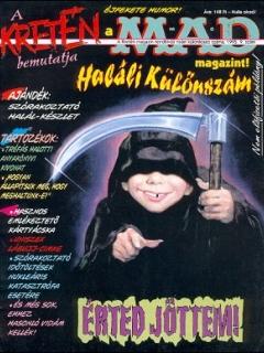 Go to Kretén Magazine #9 • Hungary • 1st Edition - Kreten