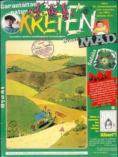 Go to Kretén Magazine #10 • Hungary • 1st Edition - Kreten