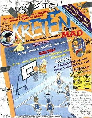 Kretén Magazine #19 • Hungary • 1st Edition - Kreten