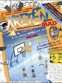 Go to Kretén Magazine #19 • Hungary • 1st Edition - Kreten