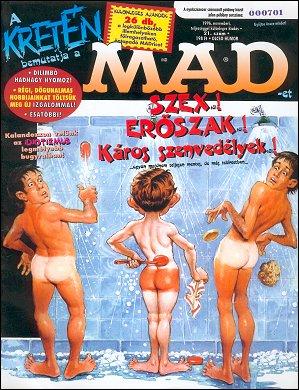 Kretén Magazine #21 • Hungary • 1st Edition - Kreten