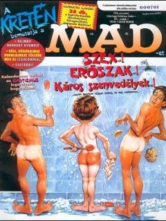 Go to Kretén Magazine #21 • Hungary • 1st Edition - Kreten