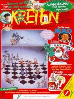 Go to Kretén Magazine #22 • Hungary • 1st Edition - Kreten