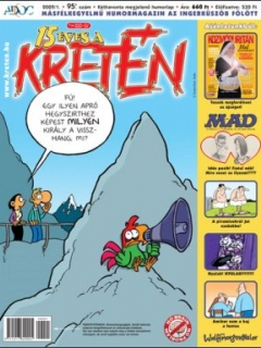 Go to Kretén Magazine #95 • Hungary • 1st Edition - Kreten