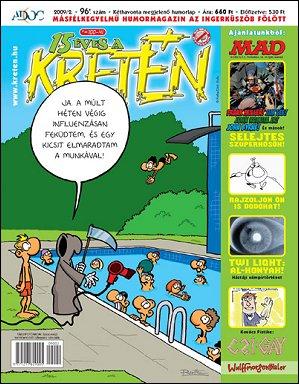 Kretén Magazine #96 • Hungary • 1st Edition - Kreten
