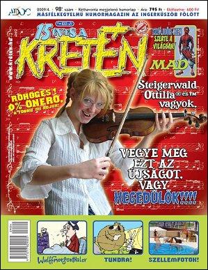 Kretén Magazine #98 • Hungary • 1st Edition - Kreten
