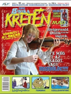 Go to Kretén Magazine #98 • Hungary • 1st Edition - Kreten