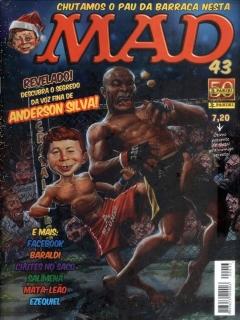 Go to MAD Magazine #43 • Brasil • 4th Edition - Panini