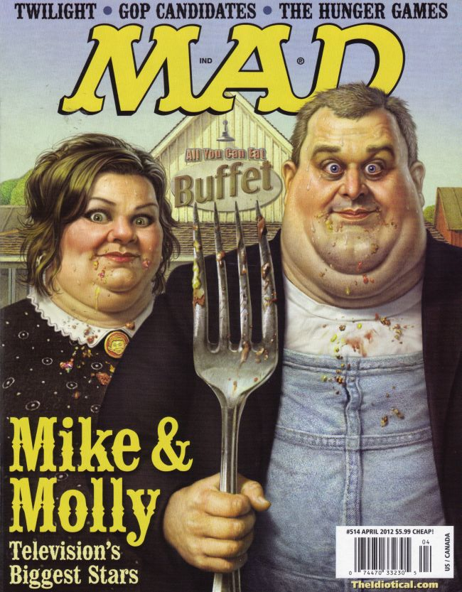 MAD Magazine #514 • USA • 1st Edition - New York