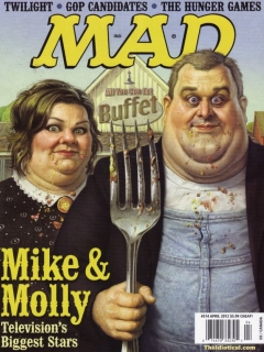 Go to MAD Magazine #514 • USA • 1st Edition - New York