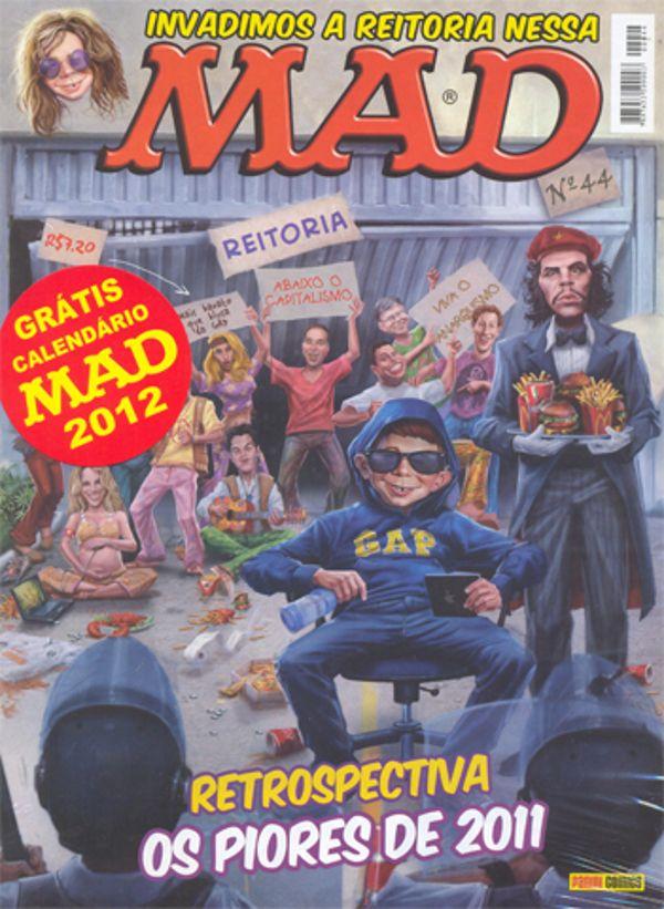 MAD Magazine #44 • Brasil • 4th Edition - Panini