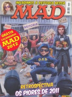 MAD Magazine #44 • Brasil • 4th Edition - Panini