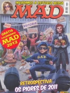 Go to MAD Magazine #44 • Brasil • 4th Edition - Panini