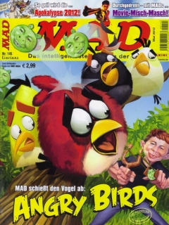 Go to MAD Magazine #145 • Germany • 2nd Edition - Dino/Panini