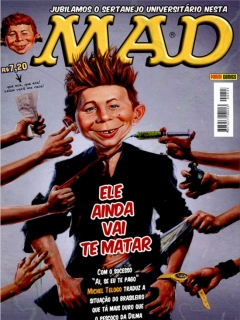 Go to MAD Magazine #45 • Brasil • 4th Edition - Panini