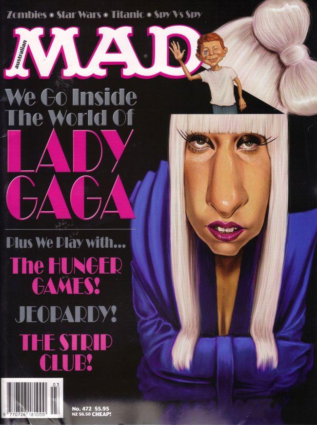 MAD Magazine #472 • Australia