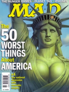 Go to MAD Magazine #515 • USA • 1st Edition - New York
