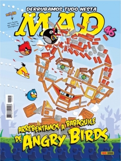 Go to MAD Magazine #46 • Brasil • 4th Edition - Panini