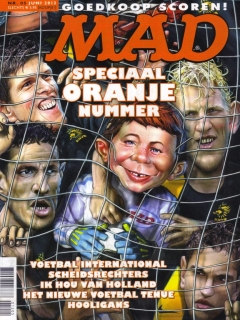 Go to MAD Magazine #5 • Netherlands • 2nd Edition - Don Lawrence Collection
