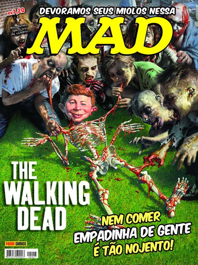 MAD Magazine #47 • Brasil • 4th Edition - Panini