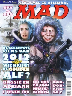 Go to MAD Magazine #6 • Netherlands • 2nd Edition - Don Lawrence Collection