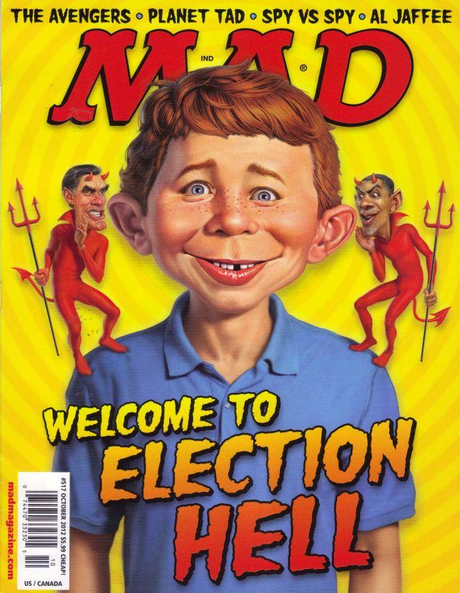 MAD Magazine #517 • USA • 1st Edition - New York